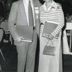 Herbert Landau and Irene Farkas-Conn