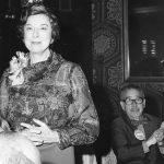 Jenny Luhn (Mrs. Hans Peter), Simon Newman