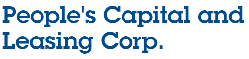 People's capital and leasing corp