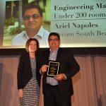 Ariel Napoles, Dream South Beach - Dream South Beach (under 200 rooms)