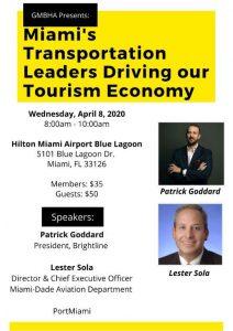 GMBHA Transportation Panel 4.8.2020