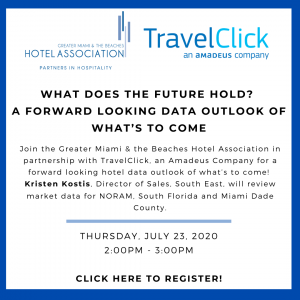 GMBHA & Travelclick Update 7.23.2020