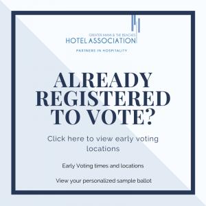 Already registered to vote?