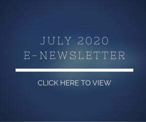 July 2020 E-Newsletter