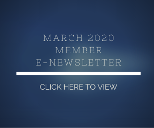 March 22020 E-Newsletter