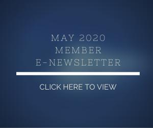 May 2020 E-Newsletter