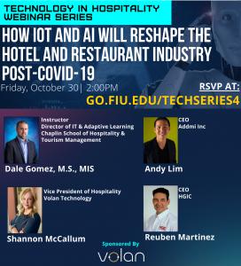 10.30 Tech in Hospitality