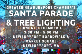Santa Parade and Tree Lighting MYC