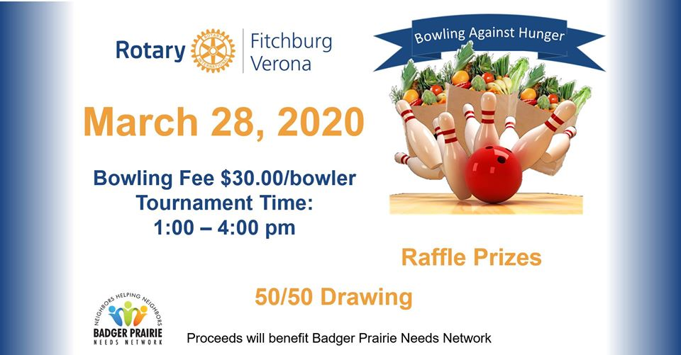 bowling for hunger