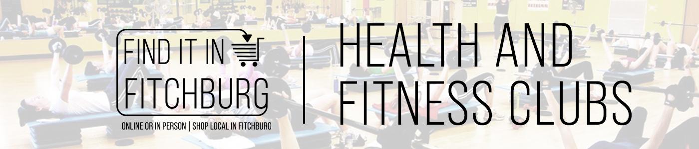 health club header