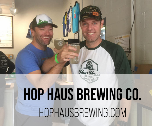 hop haus button