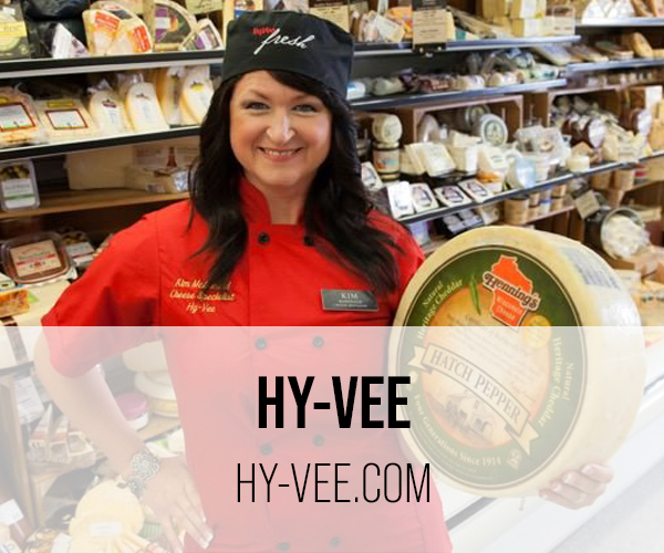 hy-vee buttons