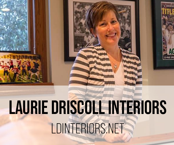 laurie driscoll button