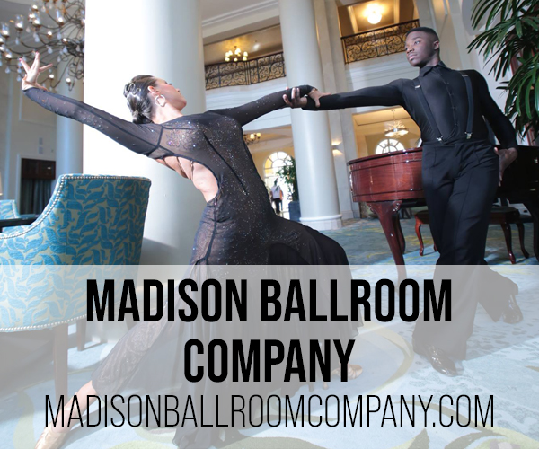 mad ballroom button