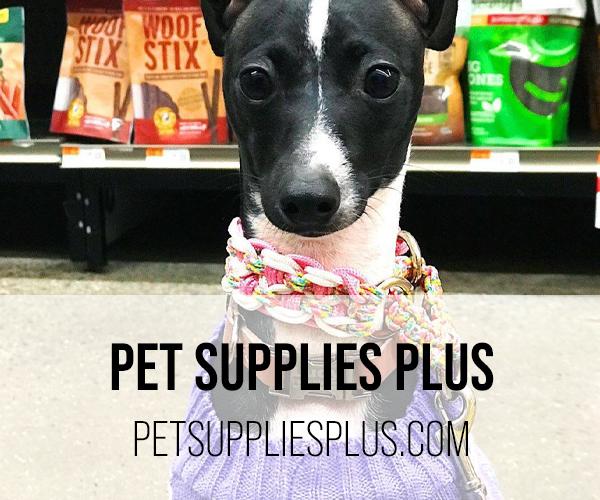 pet supplies plus button