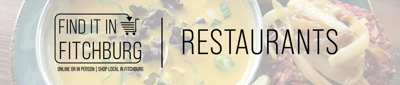 restaurant header