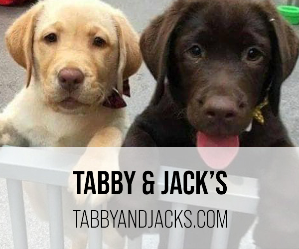 tabby and jack button