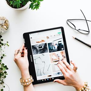 online marketing feature