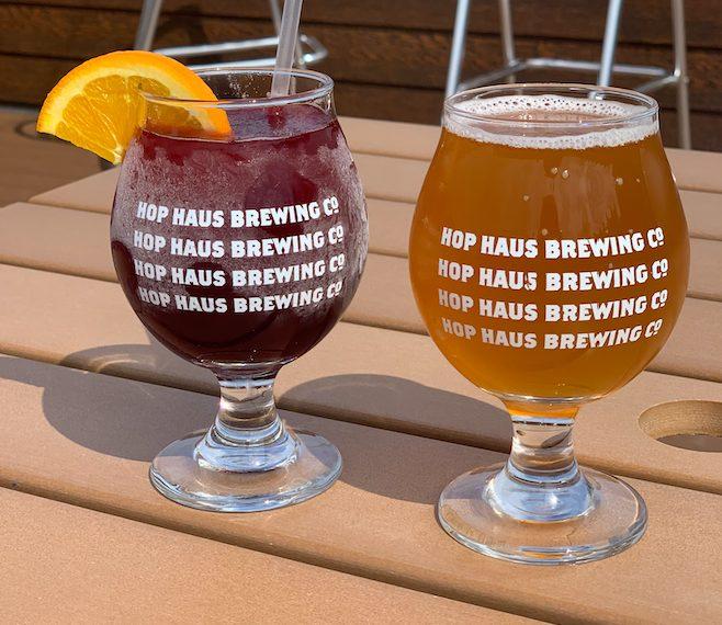hop haus brewing co