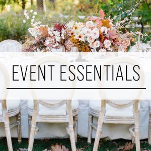 event essentials button