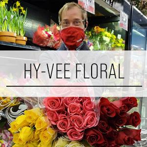 hy-vee floral
