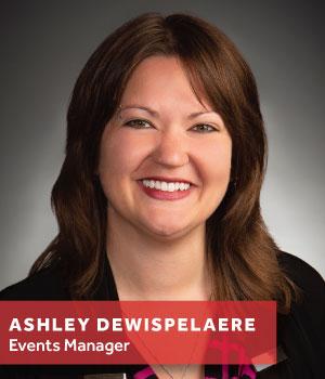 Ashley DeWispelaere