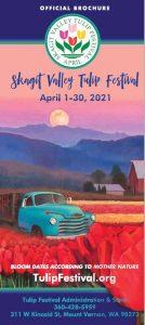 Skagt Valley Tulip Festival brochure