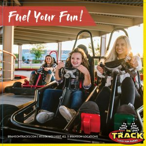 The Tracks Family Fun Parks