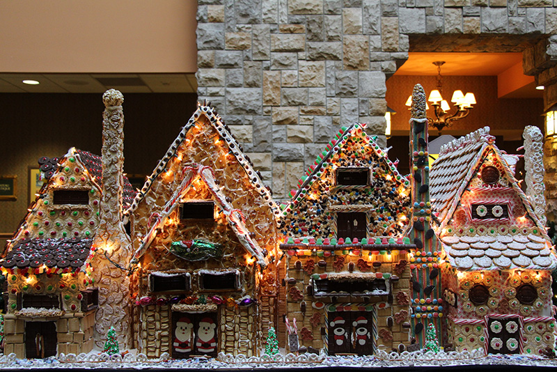 Candy Village - Chateau on the Lake