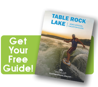 2020 Table Rock Lake Vacation Guide Planner
