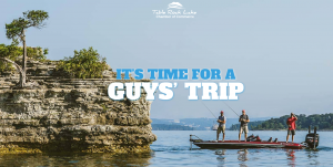 guys trip to table rock lake