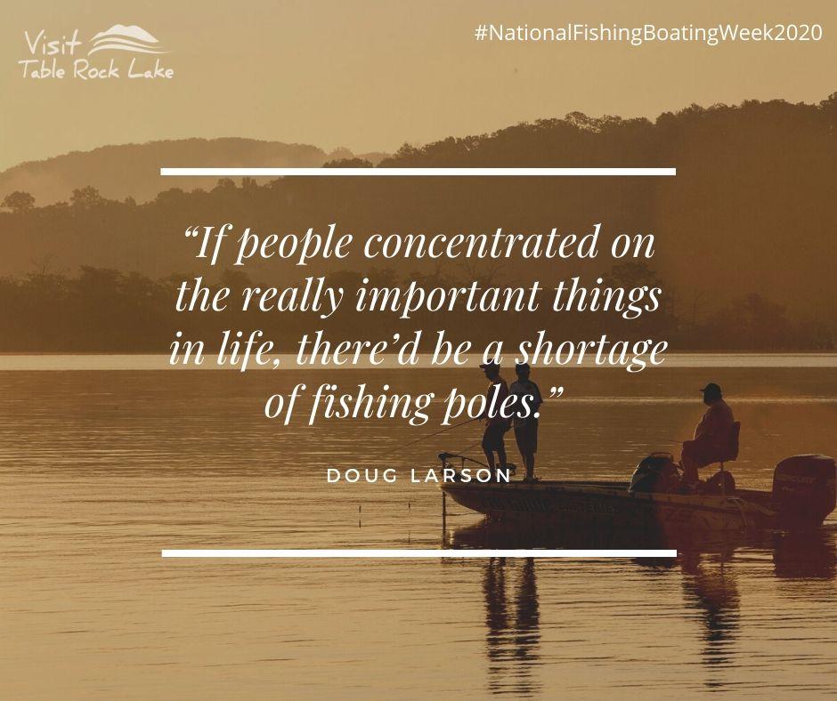 Fishing Boating Week 2