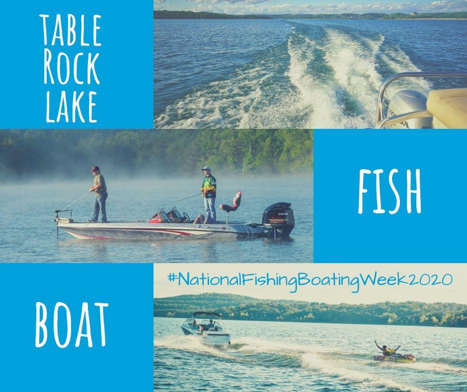 public fishing boating week image