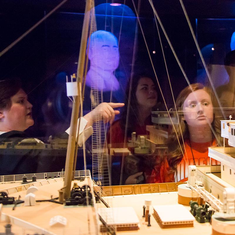 Titanic Museum 800 px