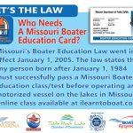 Boat Smart Boater Education Card