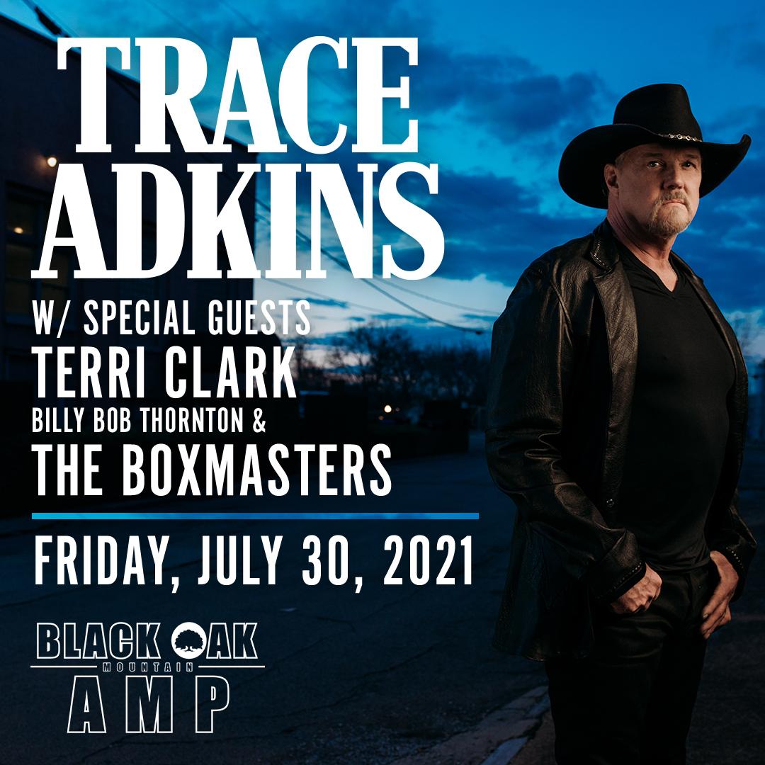 Black Oak Amp Trace Adkins