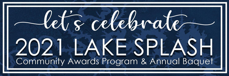lake splash annual banquet web header