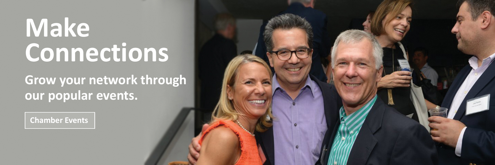 Connect With Greenwich Chamber Events