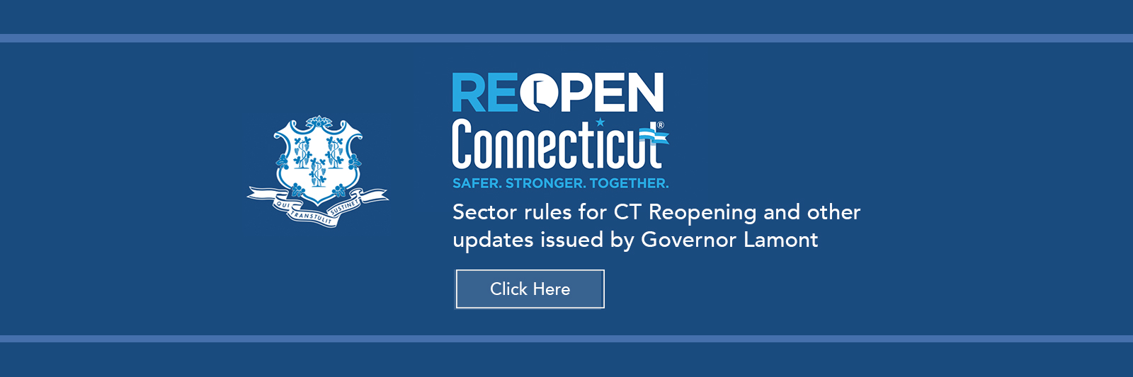 Reopen CT updates from Gov Lamont