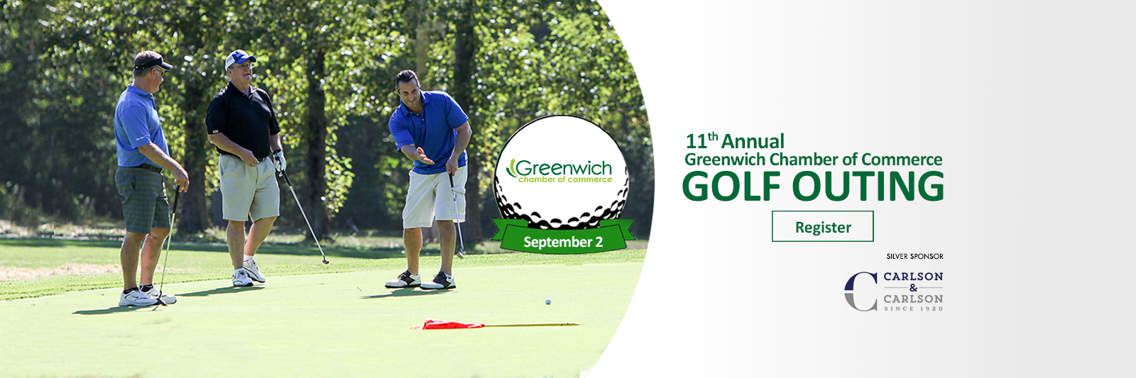 Greenwich Chamber Golf Outing