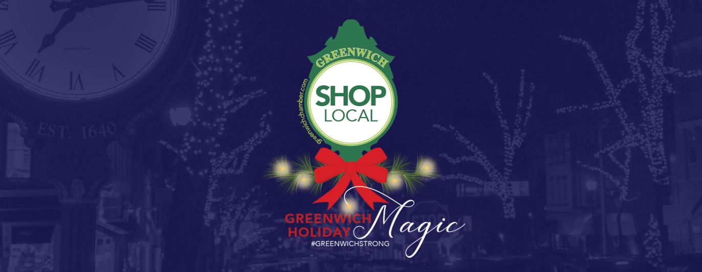 ShopGreenwich Holiday Magic social