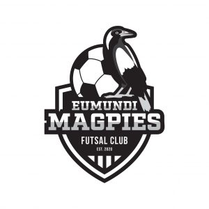 Eumundi Magpies Futsal Club Logo