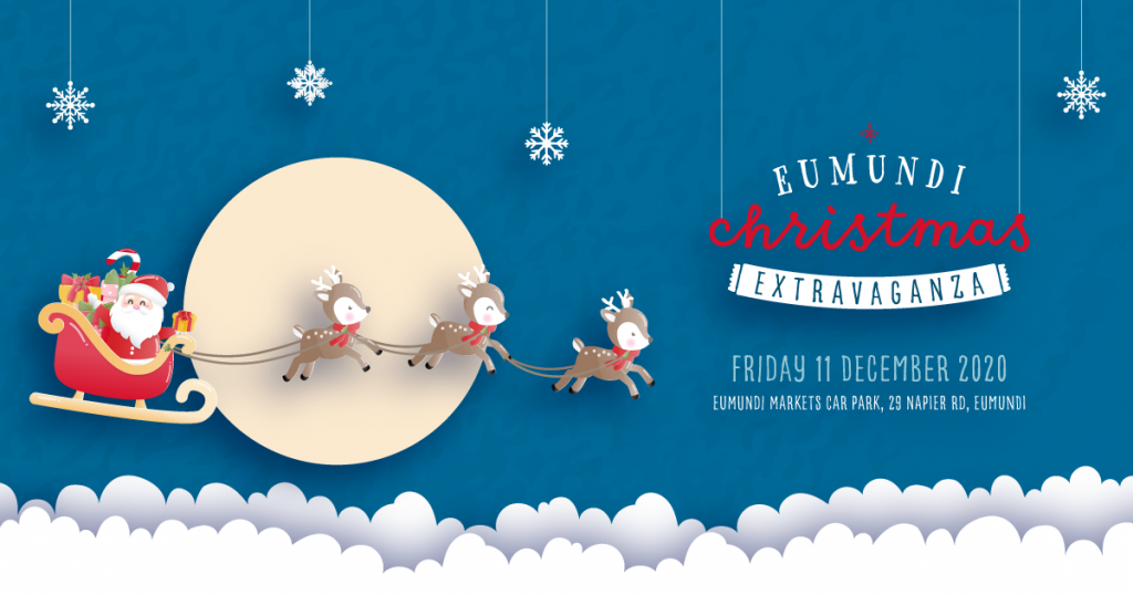 Eumundi Christmas Extravaganza, Friday 11th December