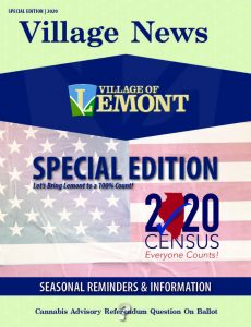 Village of Lemont Spring Newsletter