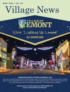 Village of Lemont Winter-Spring 2021 Newsletter