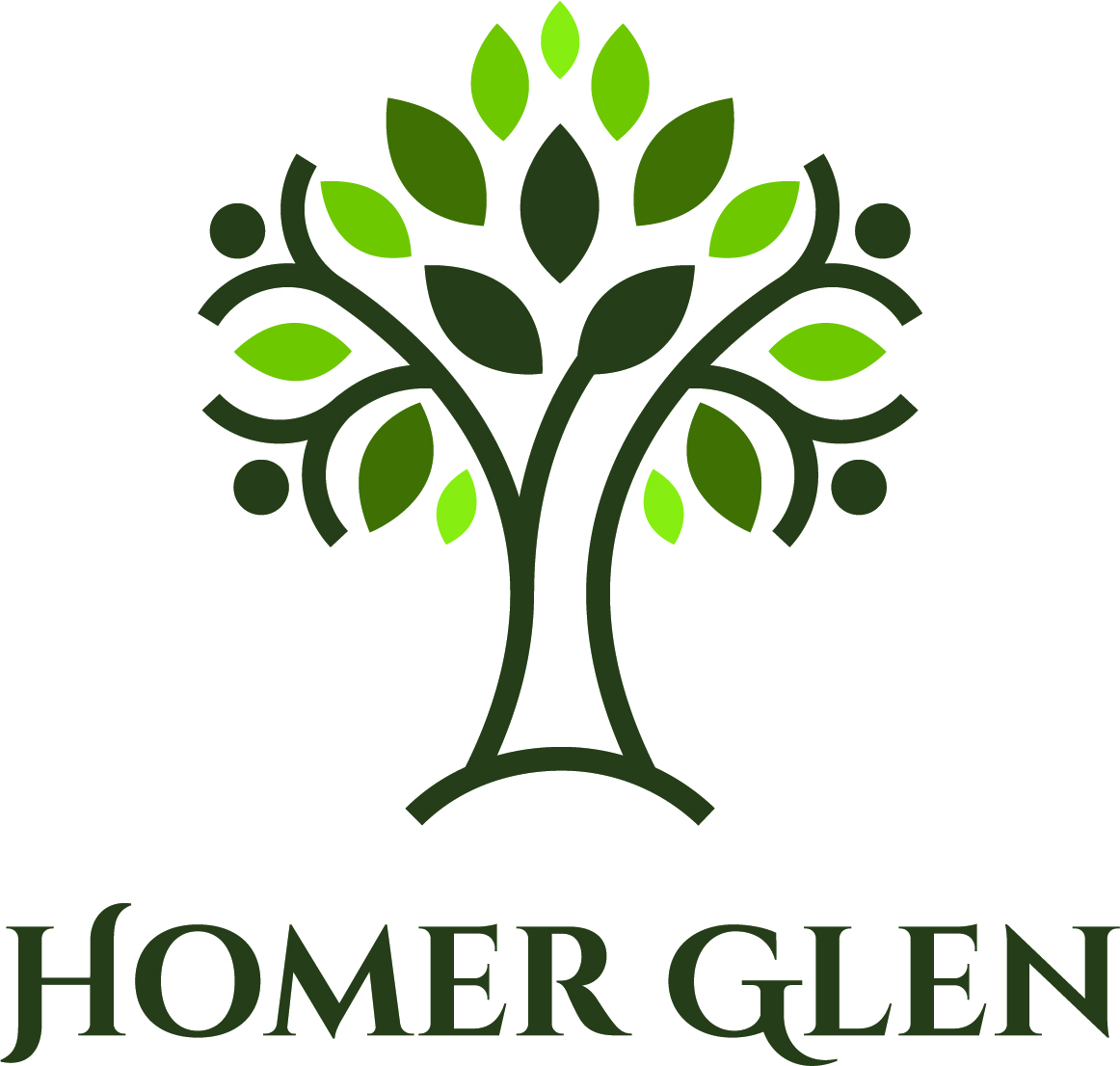 Homer Glen Logo (No Tag)
