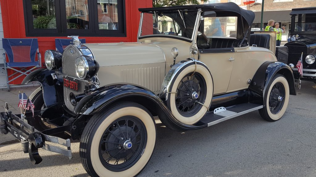 1929 Model A Ford (Wilson)