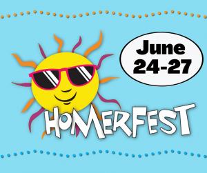 2021 Homerfest Logo
