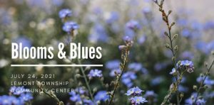 Graphic for Blooms & Blues Festival
