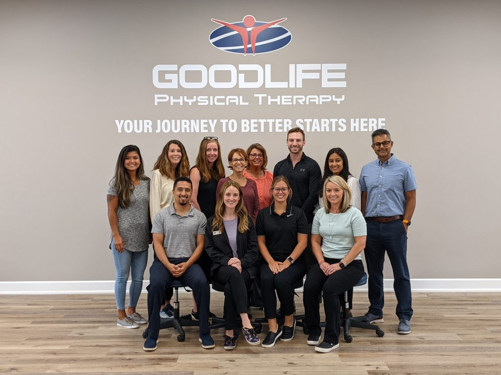 The Staff at GoodLife Physical Therapy in Homer Glen, IL